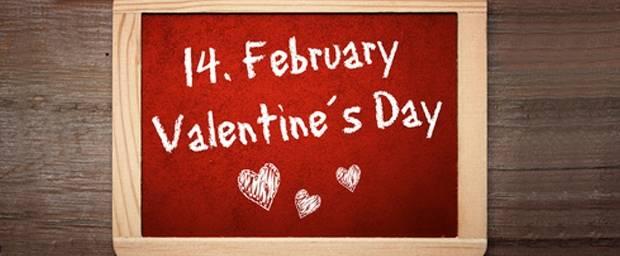 Valentinstag: Tag Der Liebe